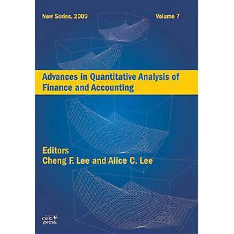 Advances in Quantitative Analysis of Finance and Accounting by Lee & Cheng F.