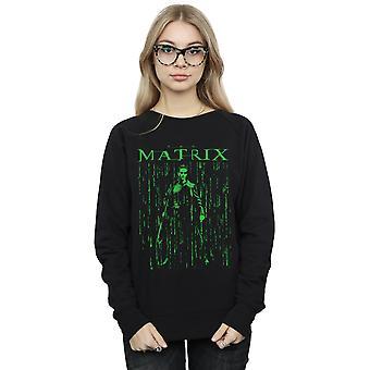 The Matrix Women's Neo Neon Sweatshirt