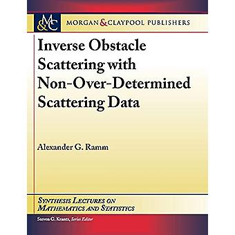 Inverse Obstacle Scattering with Non-Over-Determined Scattering Data