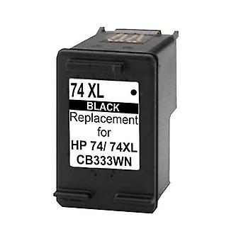74XL CB336WN Hervervaardigde inkjetcartridge