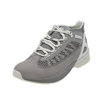 Timberland KENETIC FABRIC/LEATH STEEPLE GREY Heren Sneaker Grey Gym Schoenen