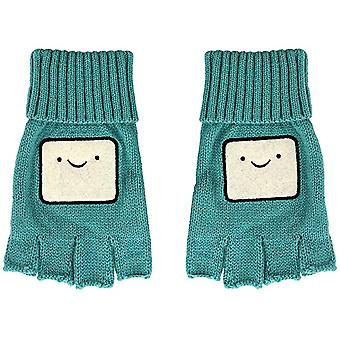 Official Adventure Time Beemo Fingerless Gloves
