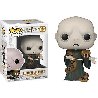 Harry Potter Voldemort com Nagini US Excl Pop! Vinil