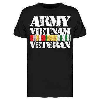 الجيش فيتنام المخضرمين الرجال & ق تي شيرت