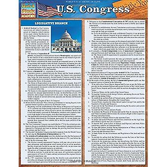U.S. Congress by BarCharts Inc - 9781423219644 Book