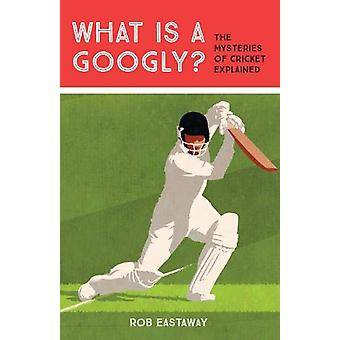 What is a Googly? - The Mysteries of Cricket Explained by Rob Eastaway