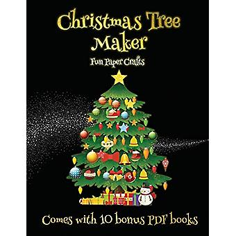 Fun Paper Crafts (Christmas Tree Maker) - This book can be used to mak