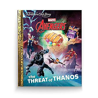 Avengers - Threat of Thanos - 9781912841394 Book
