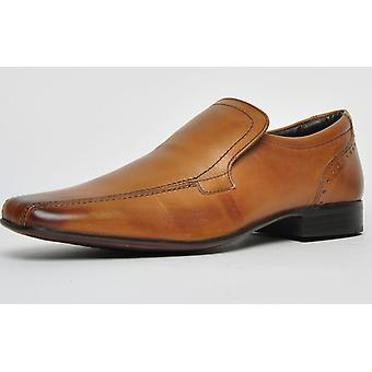 Ikon Classic Saxon Leather Tan