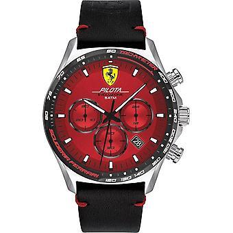 FERRARI - Wristwatch - Unisex - 0830713 - PILOTA EVO