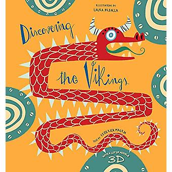 Discovering the Vikings by Federica Magrin - 9788854413900 Book