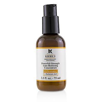 Dermatologist solutions powerful strength line reducing concentrate (with 12.5% vitamin c + hyaluronic acid) 223697 75ml/2.5oz