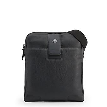 Man leather across-body handbag p50999