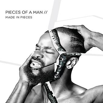 Made In Pieces [CD] USA import