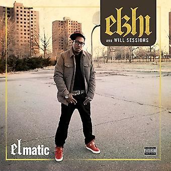 Elzhi - Elmatic [CD] Yhdysvallat tuoda