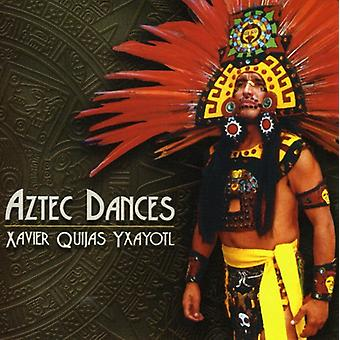 Xavier Quijas Yxayotl - Aztec Dances [CD] USA import