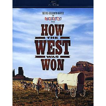 How the West Was Won [BLU-RAY] USA import
