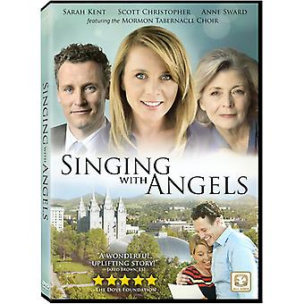 Singing with Angels [DVD] USA import