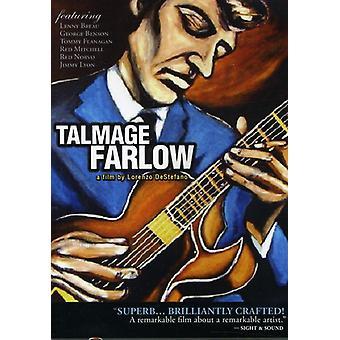 Tal Farlow - importation USA Talmadge Farlow [DVD]