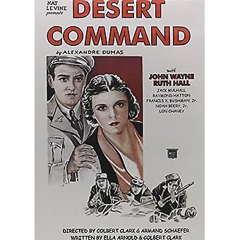 Desert Command [DVD] USA import