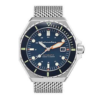 Spinnaker SP-5081-22 Gent's Dumas Blue Dial Wristwatch
