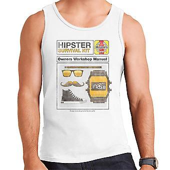 Haynes Hipster Kit Eiere Workshop Manuell Menn's Vest