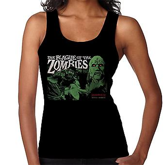 Hammer The Plague Of The Zombies Poster Women's Vest