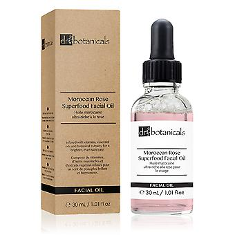 Marokkaanse Rose superfood Facial olie (30ml)
