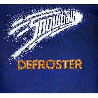 Snowball - Defroster [CD] USA import