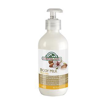 Body Milk Sweet Almonds 300 ml of gel