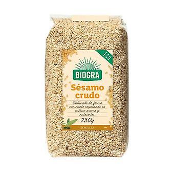 Organic Raw Sesame Seeds 250 g