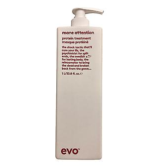 evo Mane Attention Protein Treatment 33.8 OZ