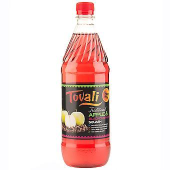 Tovali Sugar Free Diabetic Apple & Blackcurrant Squash