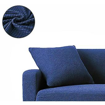 Matchende Solid Vanlig Sofa Protector Pute Slipcovers