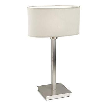 Leds-C4 Torino - 1 lys bordlampe Satin Nickel, E27
