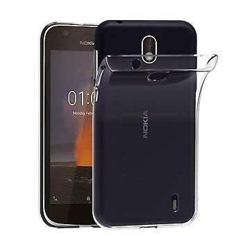 Colorfone Nokia 8.1 Shell (Transparente)
