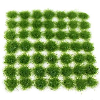 אשכול דשא סטטי ידידותי לסביבה ולא רעיל לשולחן חול, ארכיטקטורה