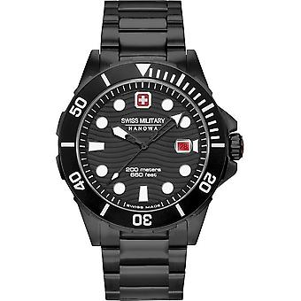 SWISS MILITARY-HANOWA - Montre - Hommes - DIVER OFFSHORE - 06-5338.13.007
