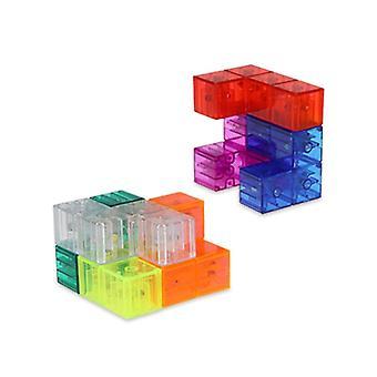 Magnetyczne, Prędkości Puzzle Cube Blocks, Poziom-3x3x3 Dla dzieci