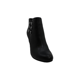 Rialto Women's Shoes Cairo Leather Almond Toe Ankle Fashion Boots