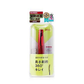 Fiberwig Ultra Long Mascara E - # Natural Brown - -