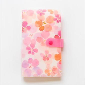 240 Pockets Capacity, Lomo Card Holder For Photocard, Book Card, Stock Photo