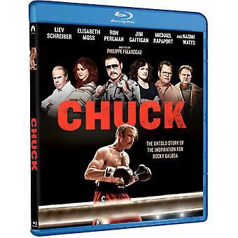 Chuck [Blu-ray] USA import