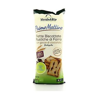Organic Slices Of Spelled With Chocolate Chips 180 g