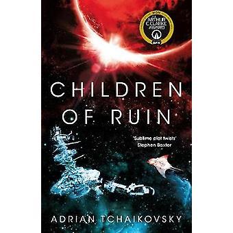 Filhos da Ruína Adrian Tchaikovsky Os Romances Filhos do Tempo