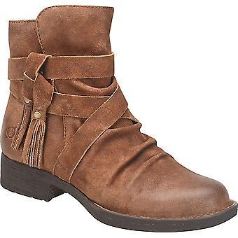 B.O.C النساء إيتون الجلود مغلقة الأحذية أزياء الكاحل