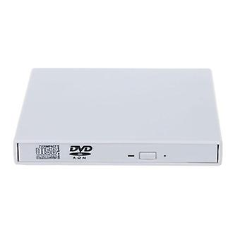 Abs Usb 2.0 Plug & Play Drive Externes Dvd-Laufwerk Combo Cd-rw Brenner Cd+-rw Dvd