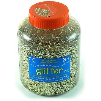 Χρυσή τέχνη και τέχνη glitter - 400g μπανιέρα
