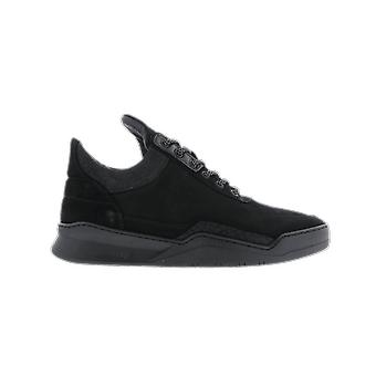 Filling Pieces Low Top Ghost Decon Black 25228451847ALL  shoe