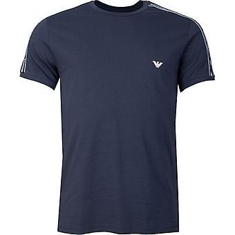 Emporio Armani Teipet Ermet T-skjorte